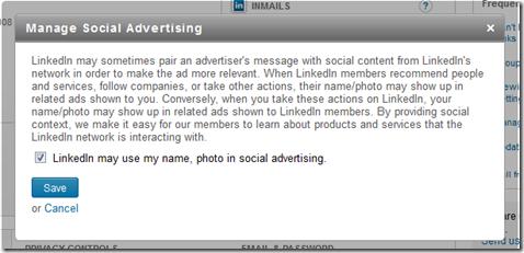 LinkedIn Manager Social Advertising