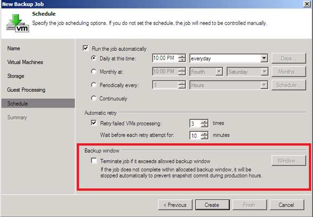 Back-up and Recovery of Exchange 2010 with Veeam Backup