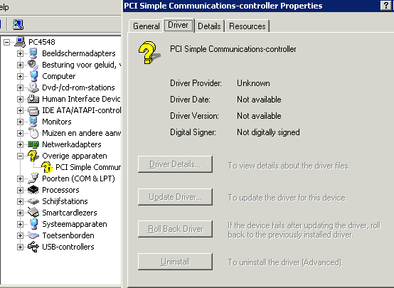 DeviceDriver Installation and Removal with Devcon – PepperCrew