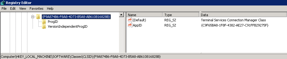 Citrix XenApp: Sessions disconnected right after connection – PepperCrew