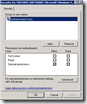 Security for MACHINE-SOFTWARE-Microsoft-Windows NT-CurrentVersion-ProfileList