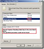 User Configuration Properties
