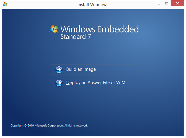 Installing WES7 with VMware view on a T5740 2gb – PepperCrew