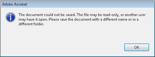 Adobe saving pdf error2